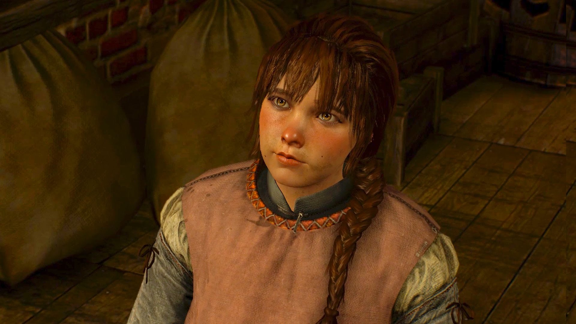 5 Cool Women from The Witcher 3: Wild Hunt – The Culture HUD