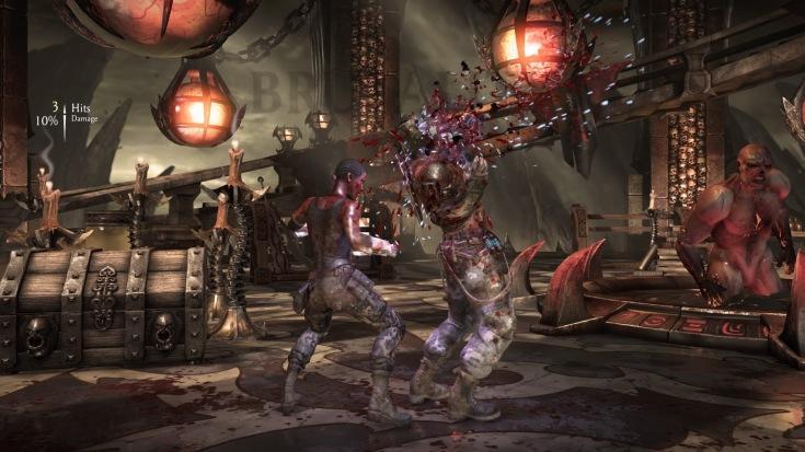 Mortal Kombat XL review – Splatter of Fact – The Culture HUD