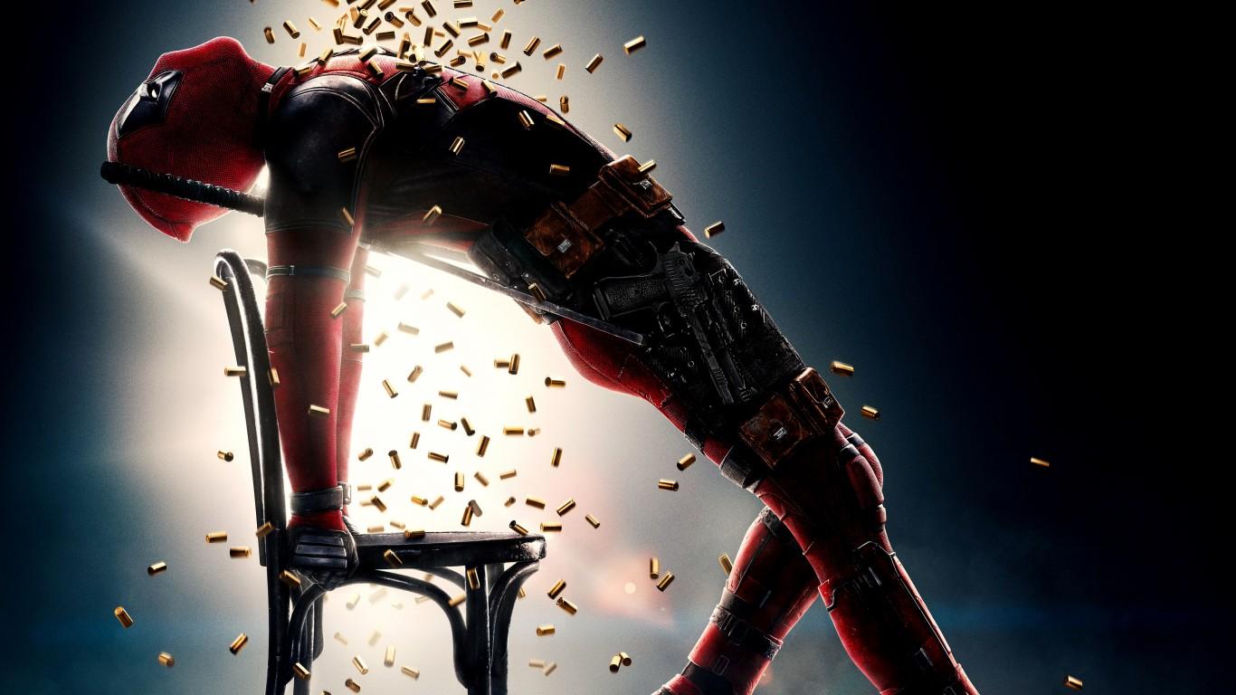 Deadpool 2 Cover